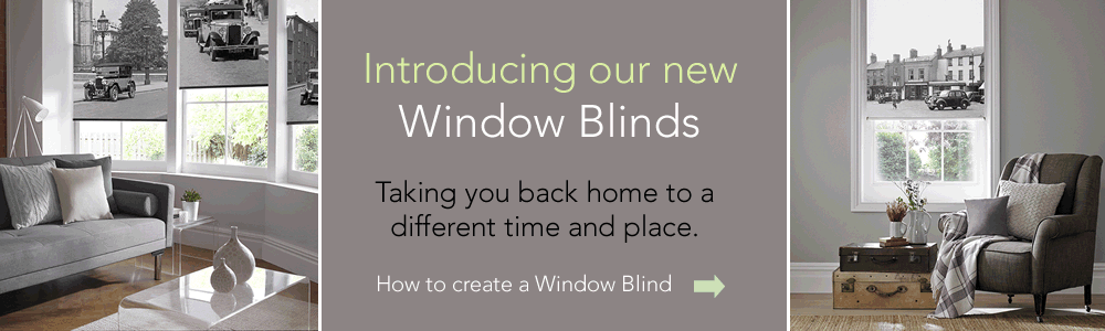 Introducing our new Window Blinds