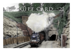 Steam train Gift Card