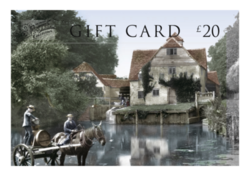 Water mill Gift Card